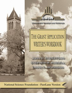 National Science Foundation - Grant Writers' Seminars
